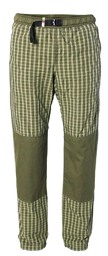 Rejoice kalhoty MOTH 205/246 zelená