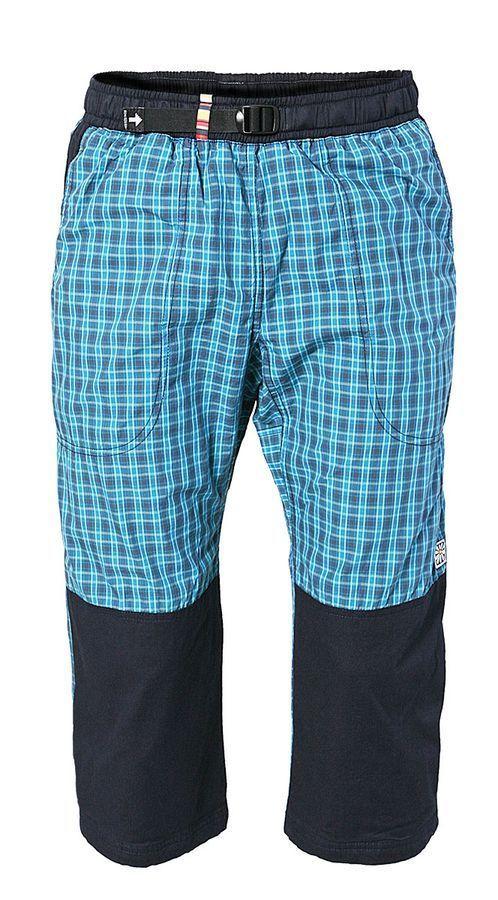 Rejoice kalhoty 3/4 MOTH unisex 199/56 modrá
