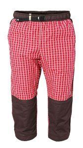 Rejoice kalhoty 3/4 MOTH unisex 181/49 červená