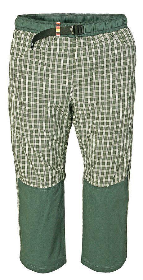 Rejoice kalhoty 3/4 MOTH unisex 212/55 zel- šedé